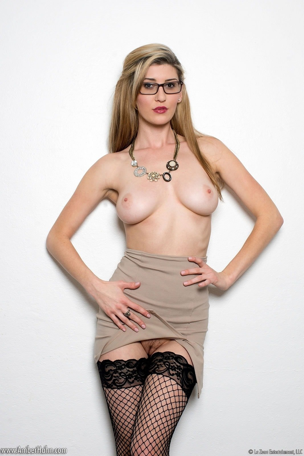 Amber Hahn Naughty Secretary - Fine Hotties - Hot Naked ...