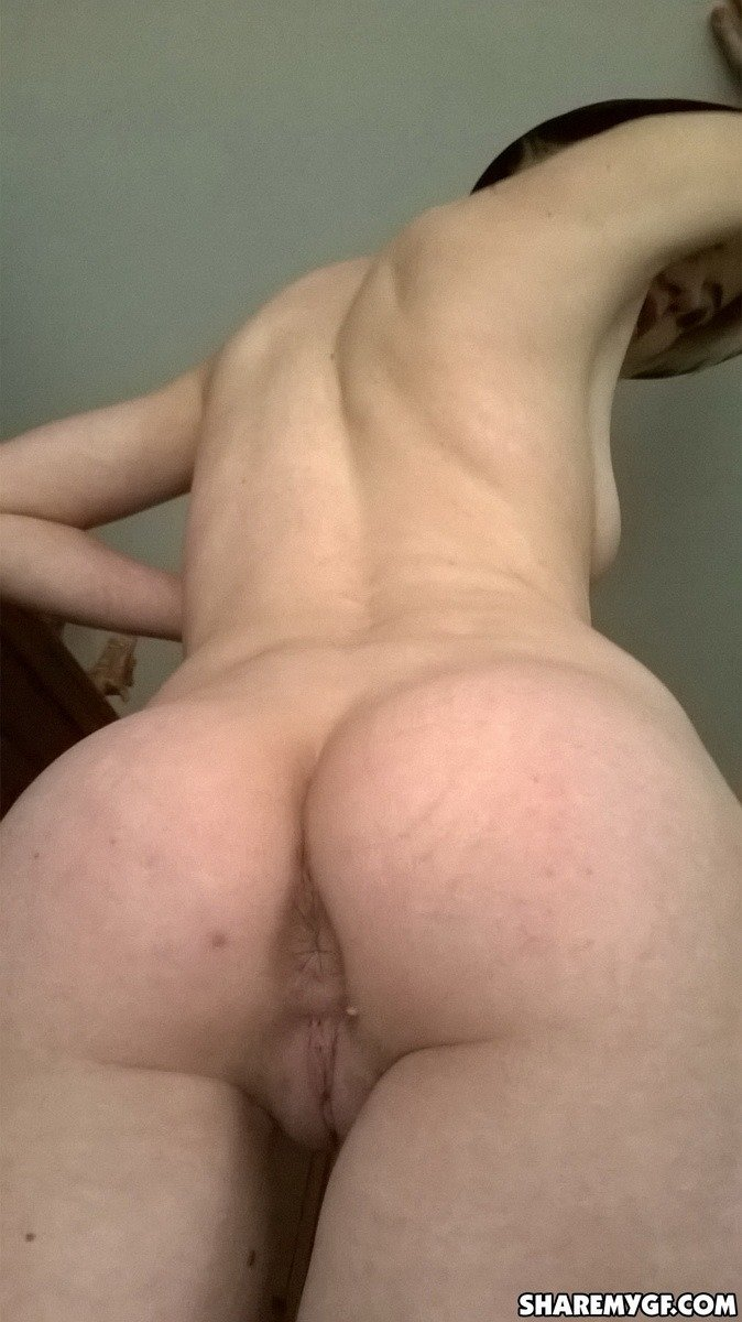 naked gf in hat